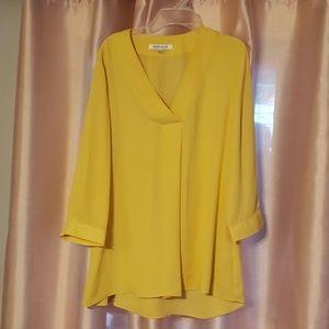 Tops - Yellow shirt